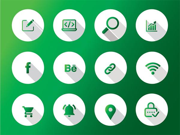 Free Custom Icons