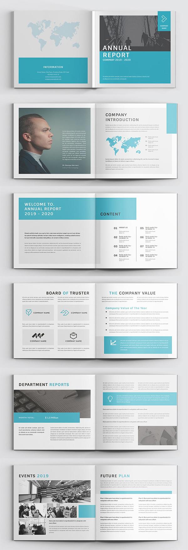 Green Square Annual Report