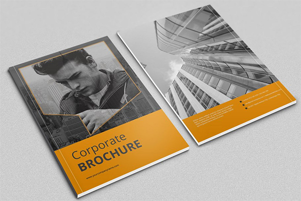 Brochure Corporate Multipurpose
