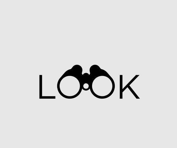 Look Logo Design
