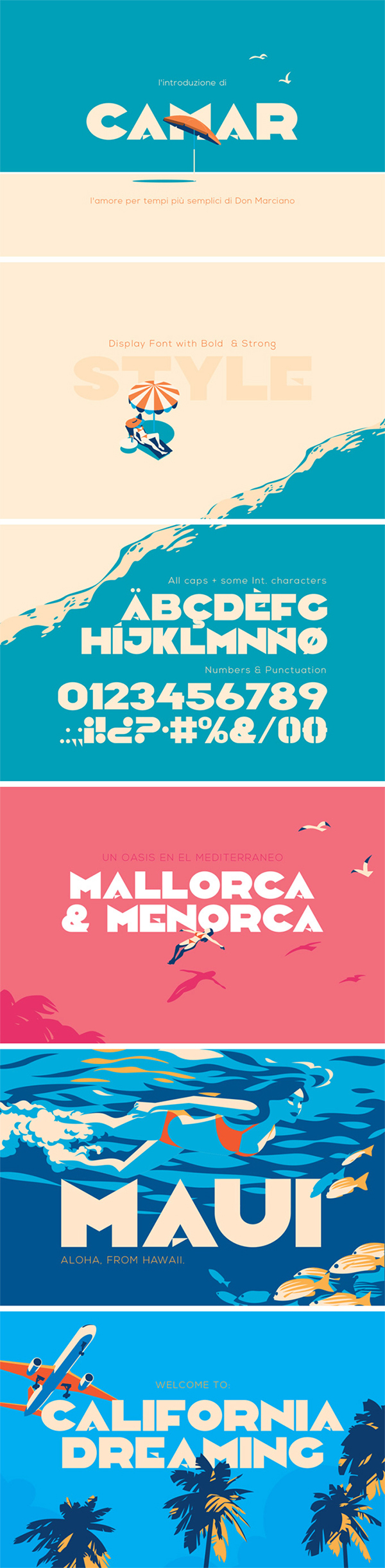 Awesome Vintage Free Font