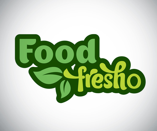 Fresh Food logo Design