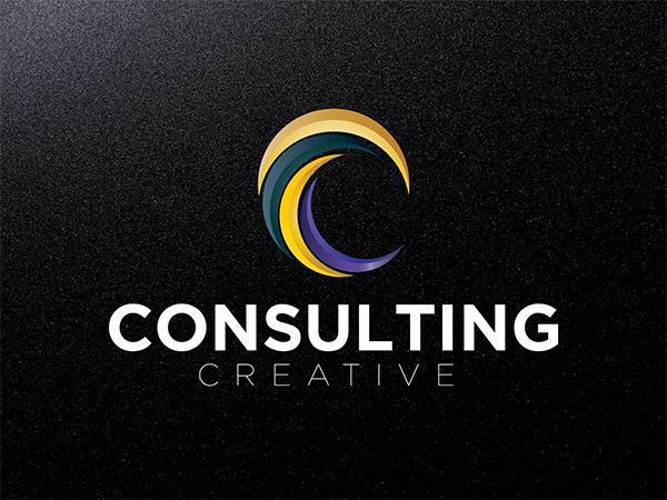 Consulting Creative Logo Design