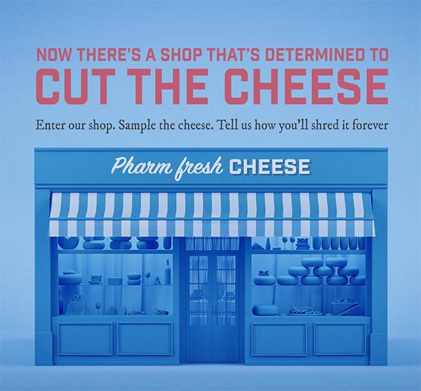 Pharma Cheese Generator