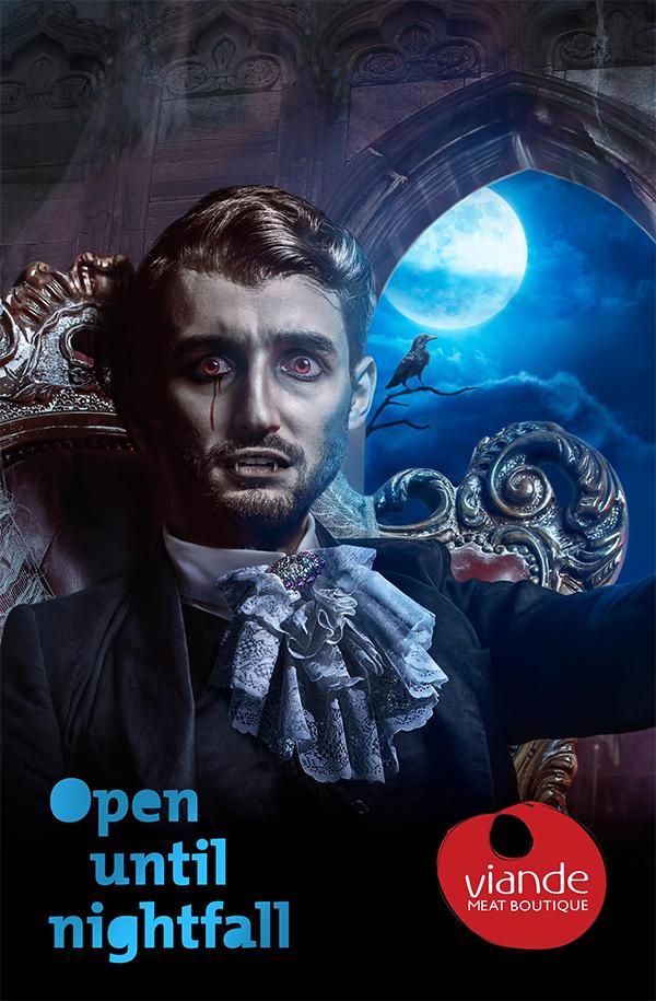 Open Until Nightfall - Vampire