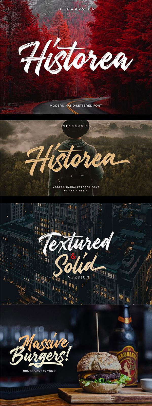 Free Download Elegant Historea Script Font
