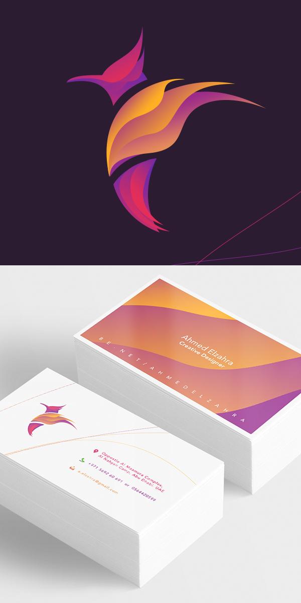 Creative logo design for Stationery