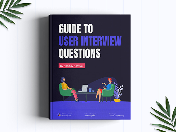 Freebie Guide to User Interview Questions