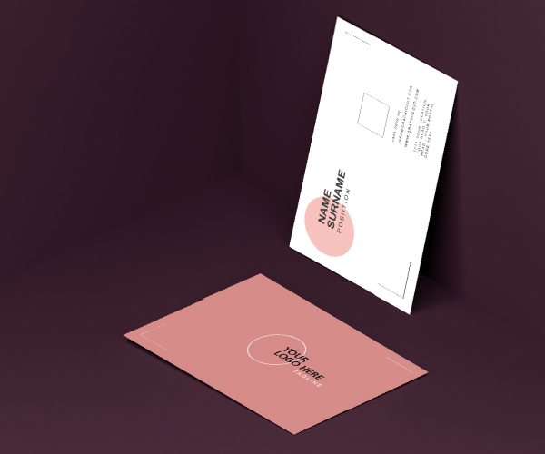 Bussiness Card PSD Mockup