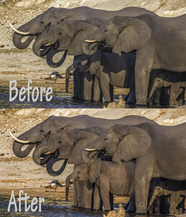 How to Remove Shadows From a Photo
