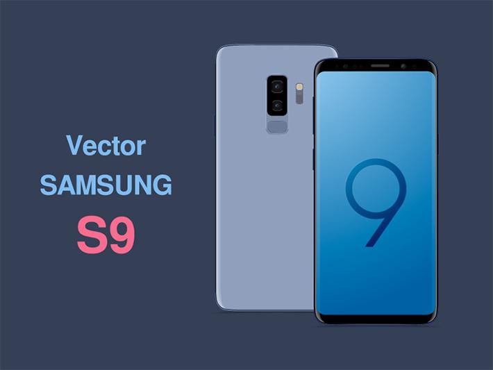 Samsung S9 Vector