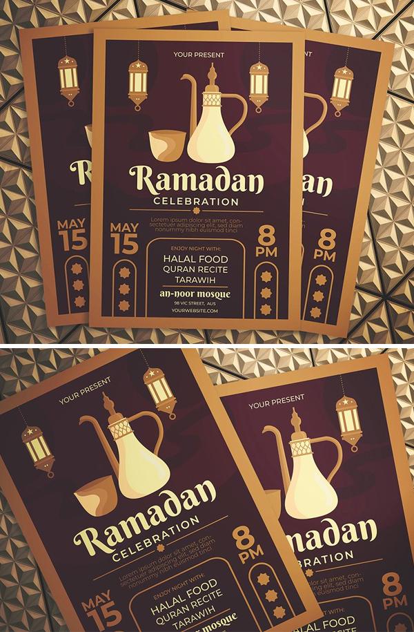 Ramadan Day Flyer