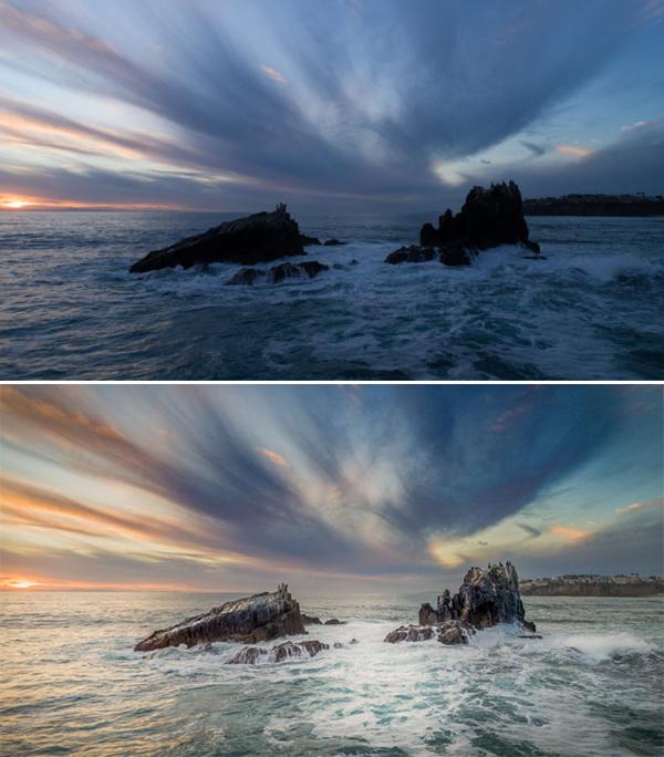 Advanced Photoshop Landscape Editting Workflow