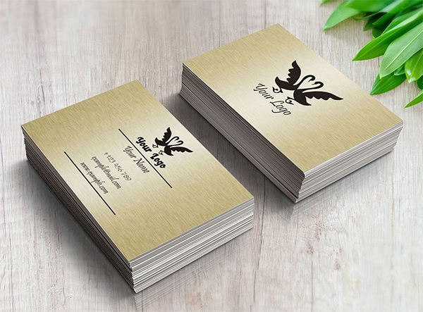 Elegant Classy Business Card