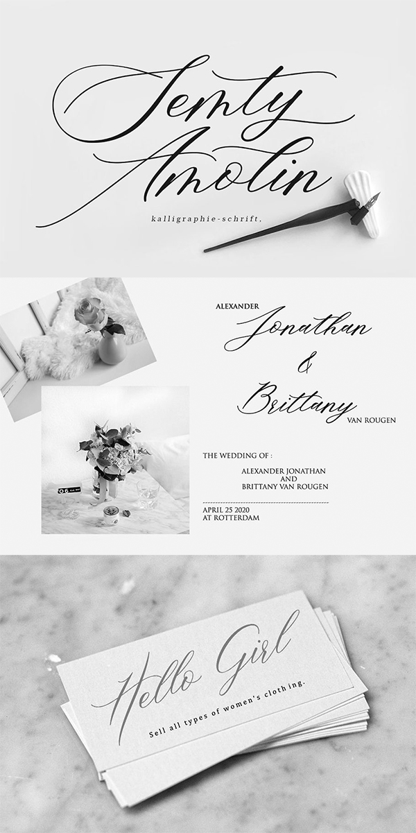 Hungaria Handwritten Font Design