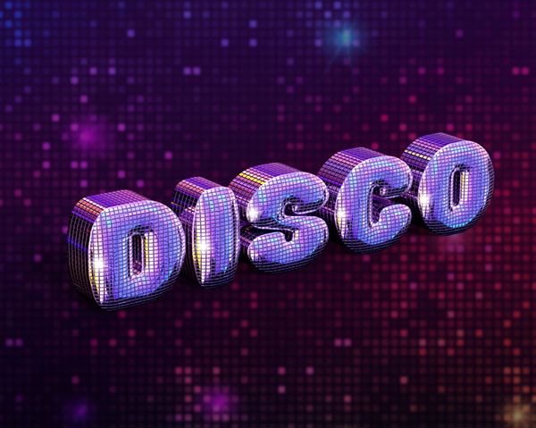 How to Create a Fabulous Mirror-Ball-Inspired Text Effect in Adobe Photoshop