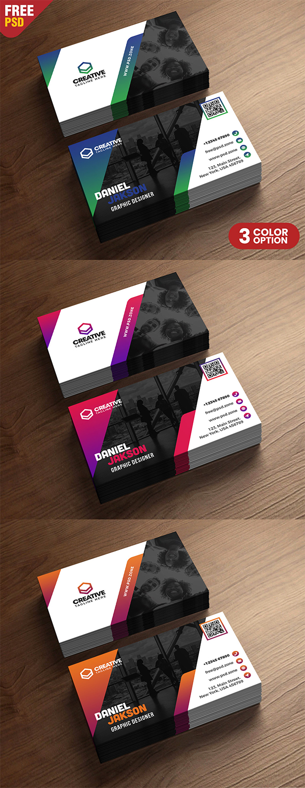 Business Card Design Free Templates