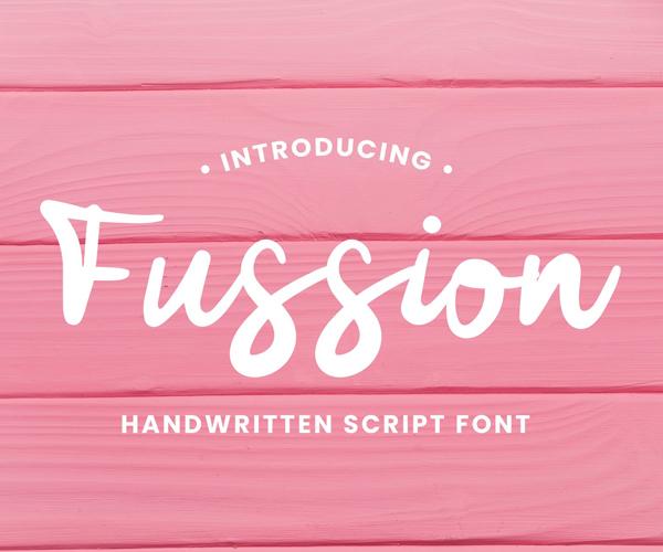 elegant_fresh_font