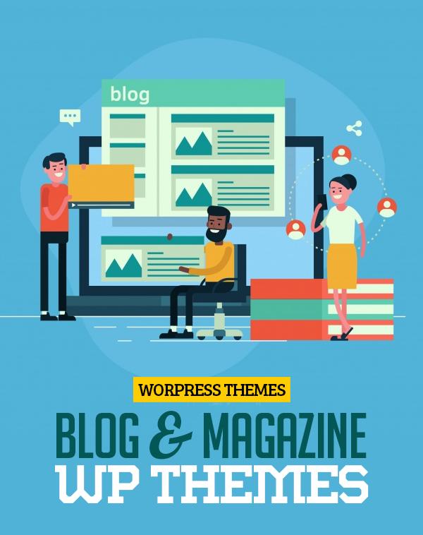 WordPress Blog & Magazine WP Themes for Professionals