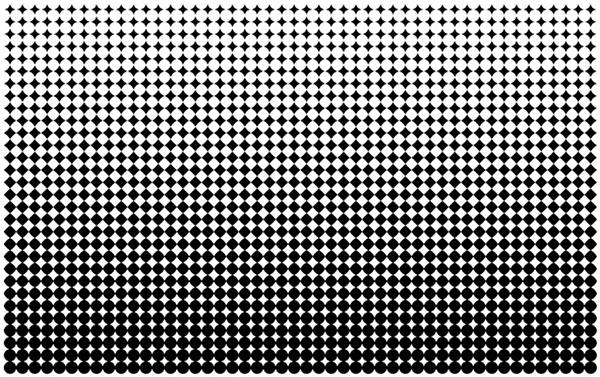 Creative Halftone Pattern