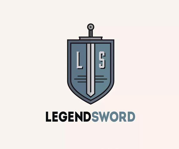 Legend Sword Logo