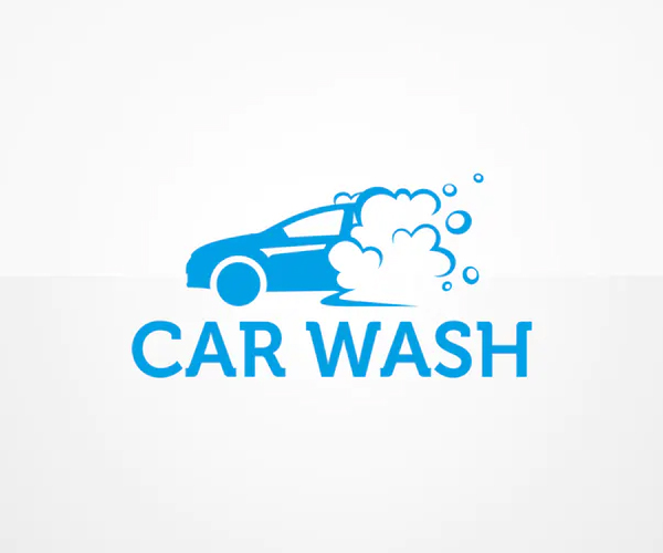 Car Wash Logo Template
