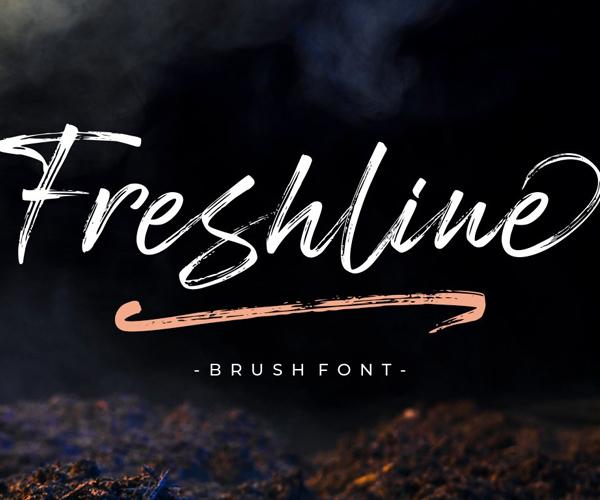 best_brush_font