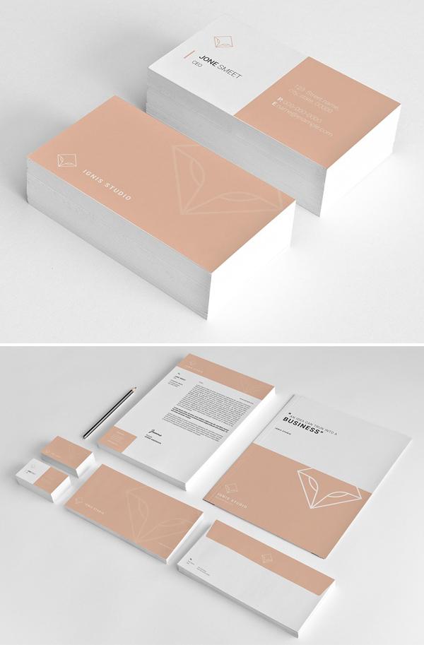 Studio Brand Identity Pack