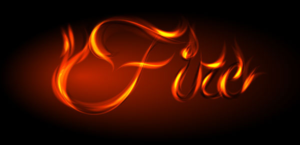 How to Fire Up Your Designs Using This Fire Text Effect