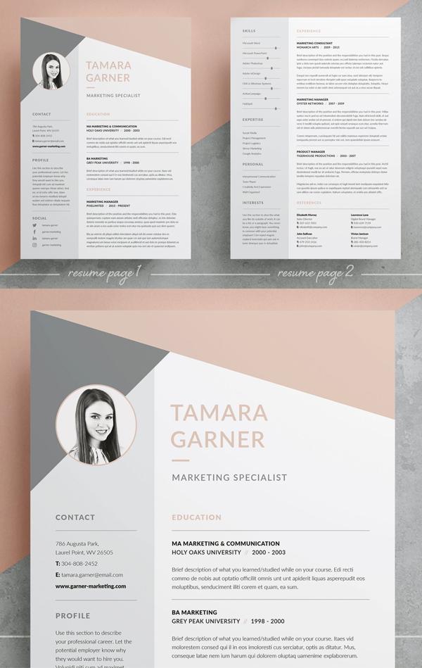 Tamara Resume CV