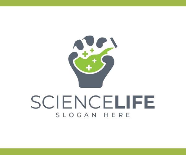 Science Life Logo
