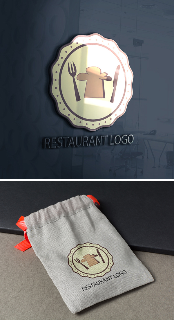 Free Download Restaurant Logo Template