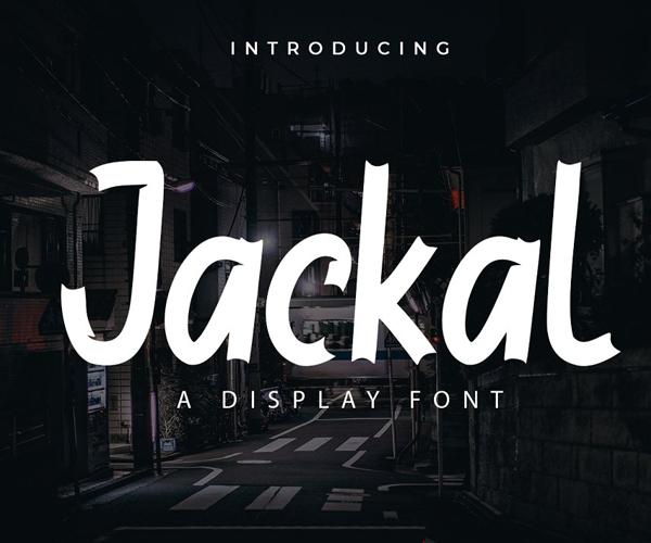 handpicked_display_font