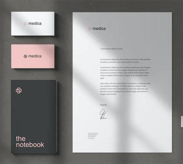 Best Branding / Stationery Mockups