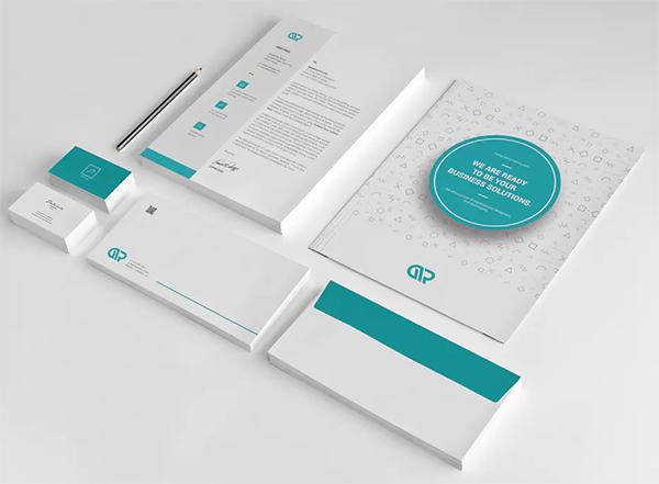 Best Business Branding Stationery Pack