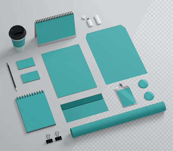 Branding / Stationery - Mockups FH