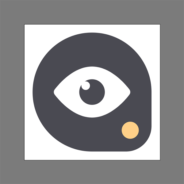 How to create a Visibility Icon in Adobe Illustrator