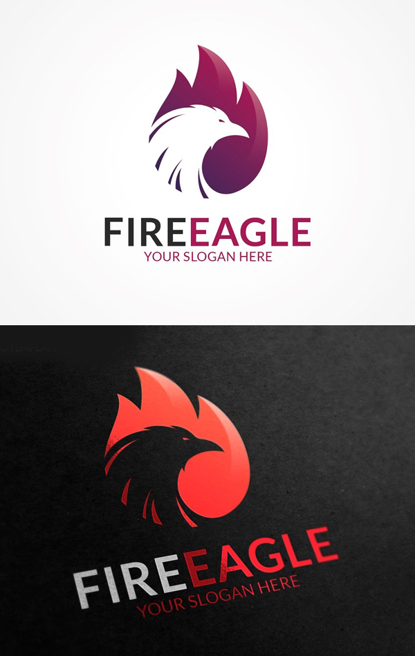 Fire Eagle Logo