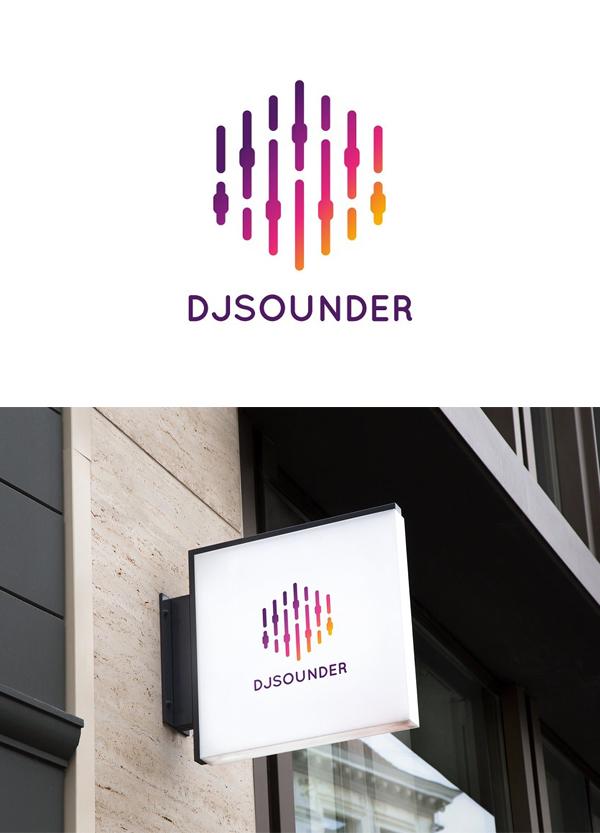 Dj Sound Logo