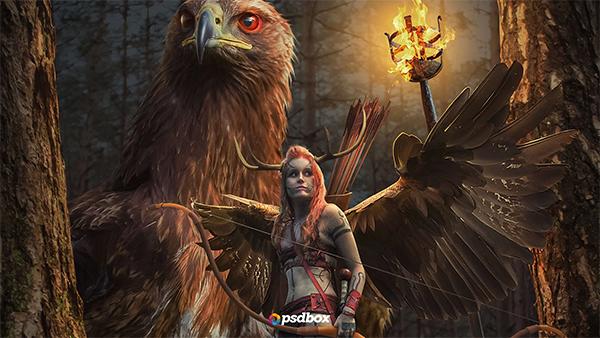 Eagle Hunter Manipulation Tutorial