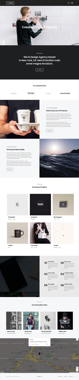 Cookie | Multipurpose Creative WordPress Theme