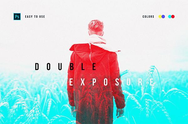 Double Exbosure Photo Effect
