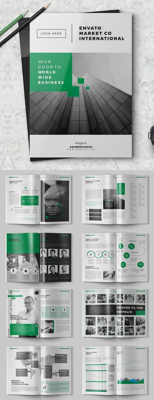 Green Company Brochure