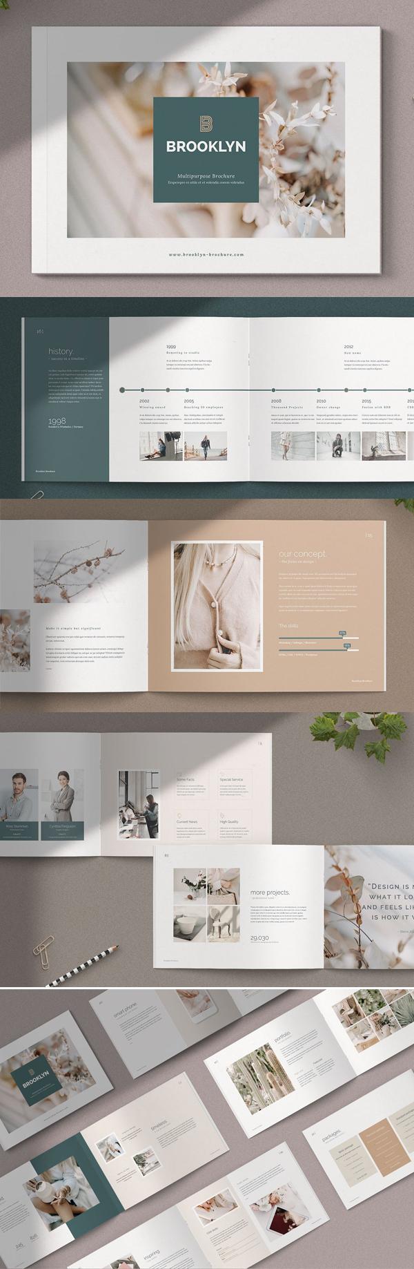 BROOKLYN - Multipurpose Brochure