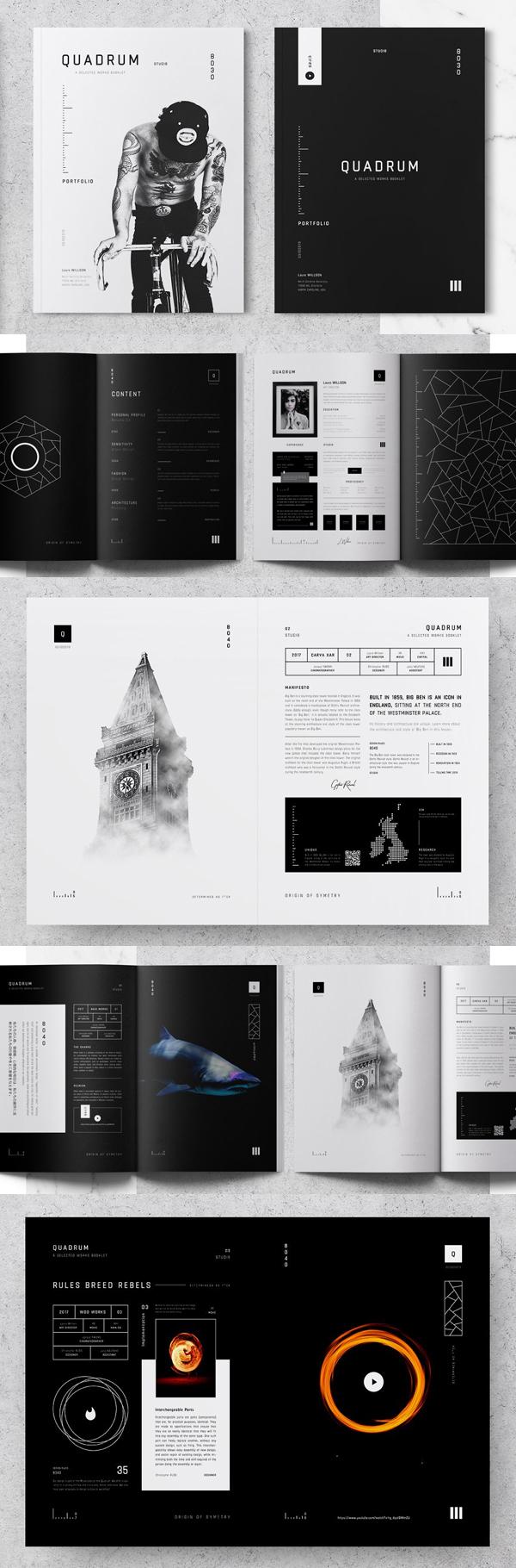 Quadrum Portfolio / Brochure