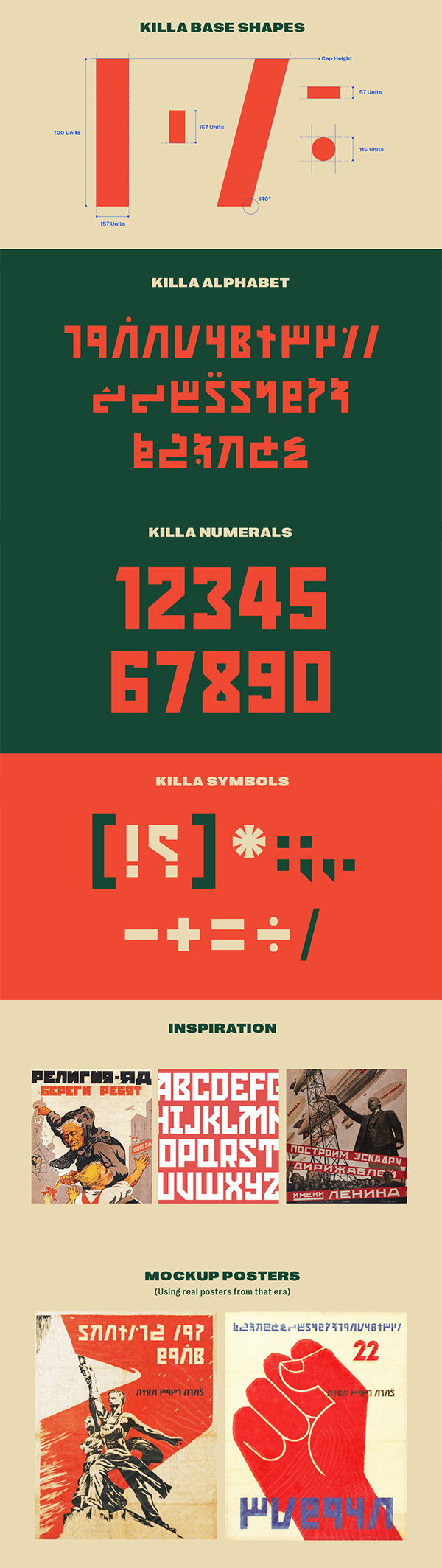 Killa Free Font