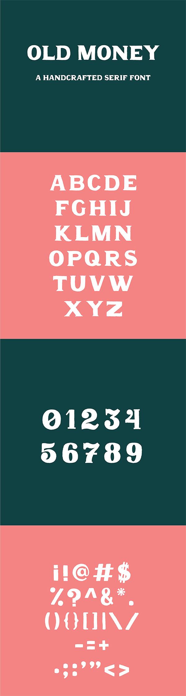 Old Money Free Font