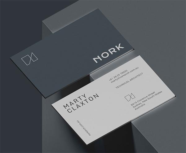 Fervor Business Card