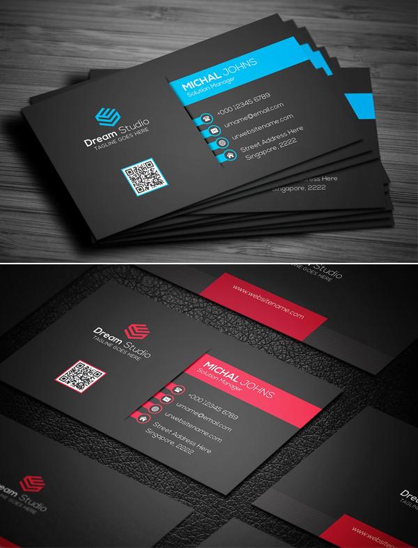 Creative Modern Business Card Design
