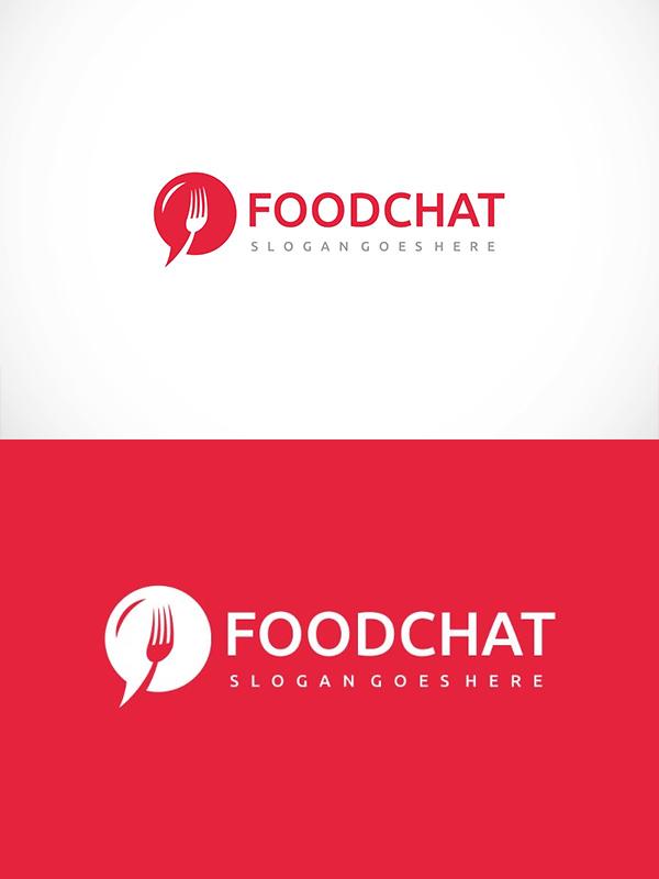 Food Chat Logo